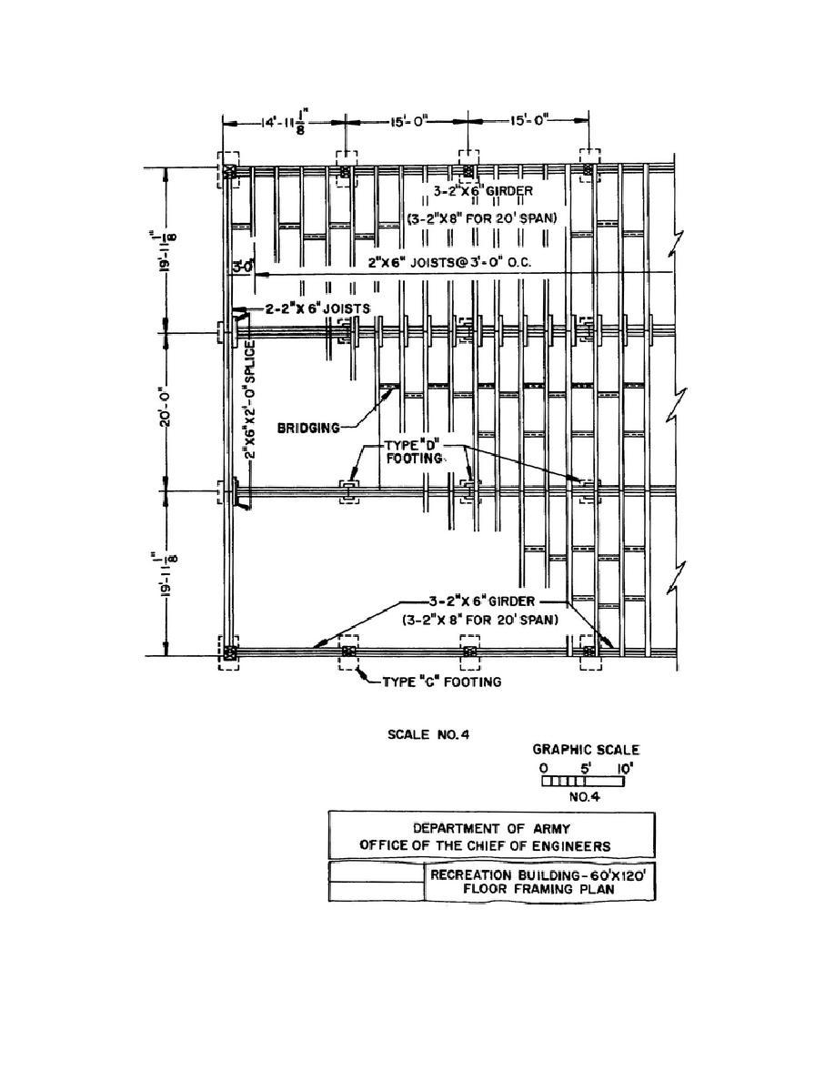 Figure 2 14 floor framing plan for Frame plan