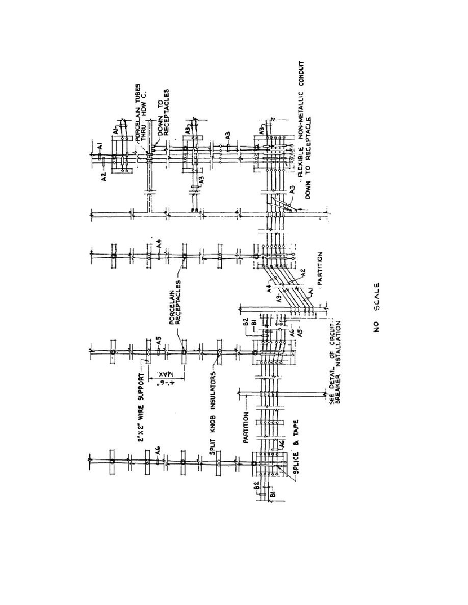 Figure 3 34 Typical Ceiling Wiring Diagram